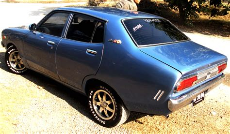 Datsun And Nissan by Nissan Datsun Technical Specifications And Fuel Economy
