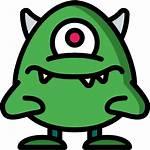 Monster Toy Icon Sabotadores Story Peep Bo