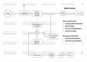 Wiring Diagram - Caravan Electric