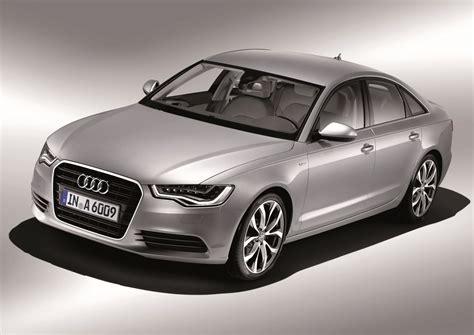 Audi A6 Hybrid by Audi Scraps A6 Hybrid Gtspirit