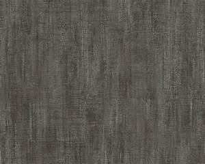 Tapete Ohne Struktur : tapete einfarbig struktur as creation anthrazit 32711 7 ~ Eleganceandgraceweddings.com Haus und Dekorationen
