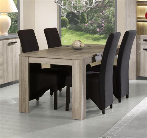 table avec 4 chaises table de salle a manger avec rallonge et chaises 4 224