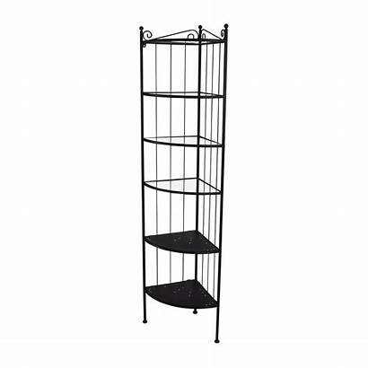 Ikea Corner Shelf Unit Storage Shelving Bookcases