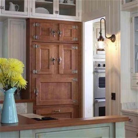 mimic furniture  custom panel refrigerators fridge