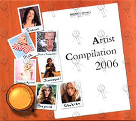 Bmg Artists by Various Artists Sony Bmg Artist Compilation 2006 Cd Cd