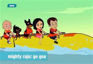 Mighty Raju - POGO! The best place for kids!