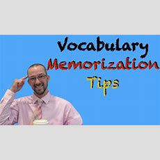 German Vocabulary Memorization Tips  German Learning Tips #11  Deutsch Lernen  German Akademie
