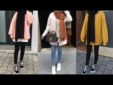 casual hijab style  staylat kajoal llmhjbat bnat