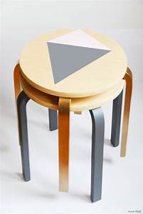 Ikea Mammut Stuhl : 17 coolest and easiest diy ikea stool hacks shelterness ~ Watch28wear.com Haus und Dekorationen