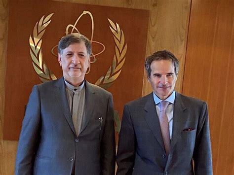 Grossi calls Iran an important partner of IAEA - Tehran Times