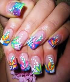 Spring summer nail art ideas makeup tips and fashion