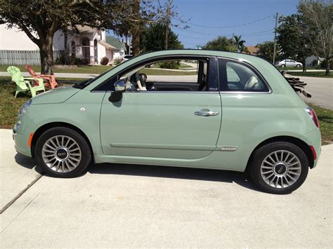 Fiat Lounge Convertible by 2012 Fiat 500 Pictures Cargurus