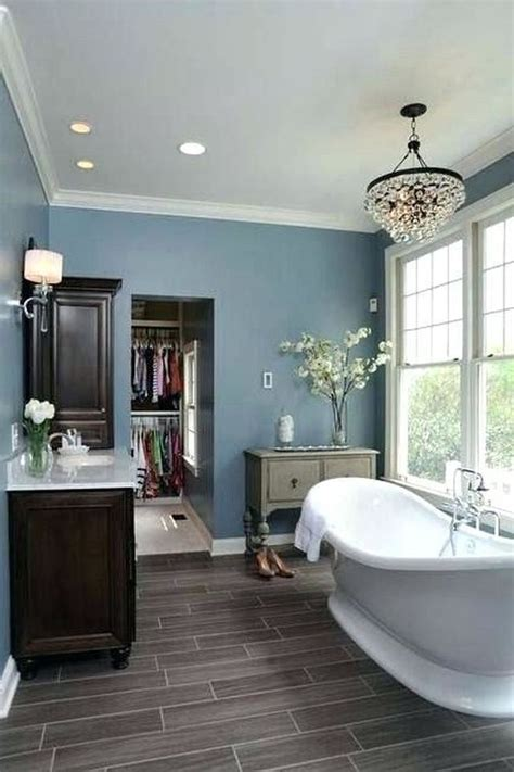 small nail spa salon interior design blue bathrooms