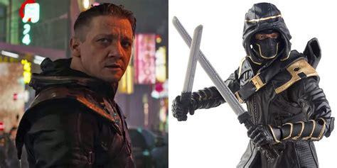 Avengers Endgame Toys Confirm Hawkeye Alter Ego Ronin