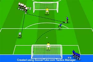 U10 Soccer Drills  6 Action