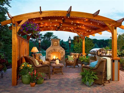 Backyard Pergola Ideas - backyard pergola and gazebo design ideas diy