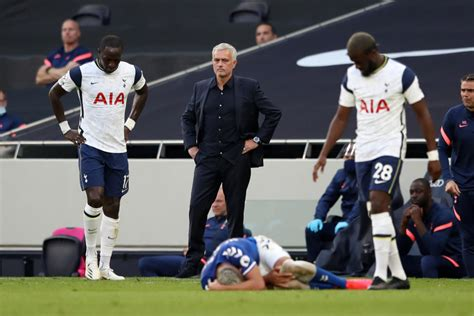 Tottenham Hotspur Player Ratings Vs Everton - The 4th Official