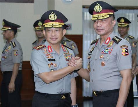 dilantik kapolri dharma pongrekun resmi jadi jenderal