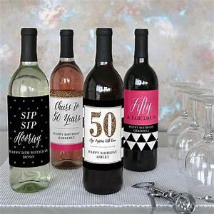 personalized birthday wine bottle labels jane With custom wine bottle labels birthday