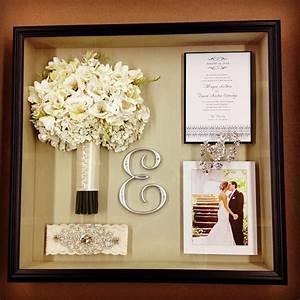 fab find wedding shadow boxes bravobride With wedding invitation display box