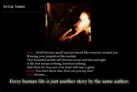 Being Human Us Show Quotes