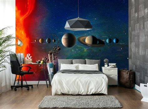 creative science themed bedroom ideas home interiors