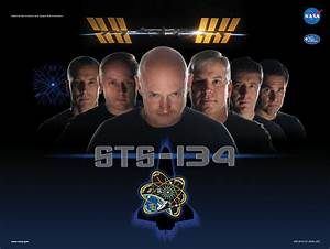 File:NASA STS-134 Official Mission Poster.jpg - Wikimedia ...