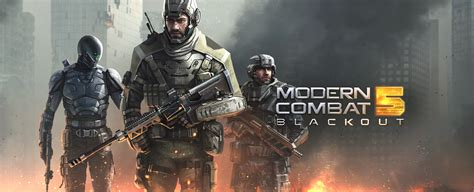 modern combat 5 blackout gets tactical suits and new multiplayer map via update android