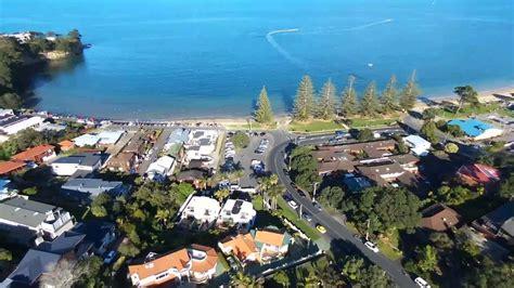 Browns Bay, Auckland, New Zealand | Dronestagram