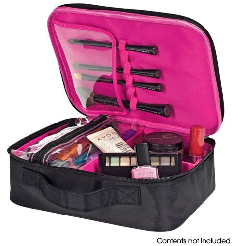 Avon Essential Makeup Case Organizer