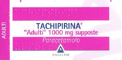 Tachipirina 1000 Mal Di Testa by Dosi E Posologia Della Tachipirina 1000