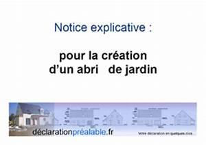 Exemple Déclaration Préalable Abri De Jardin : declaration prealable de travaux abri jardin plan de masse dp2 ~ Louise-bijoux.com Idées de Décoration