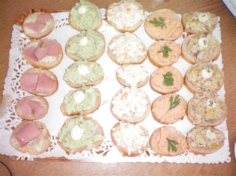 canape apero photos canapé apéro simple