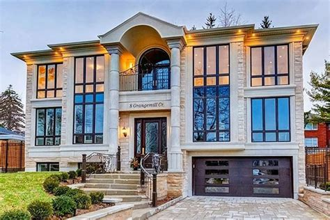 Unknown Palatial House by 8 Grangemill Crescent Toronto Palatial Luxury Mansion 1