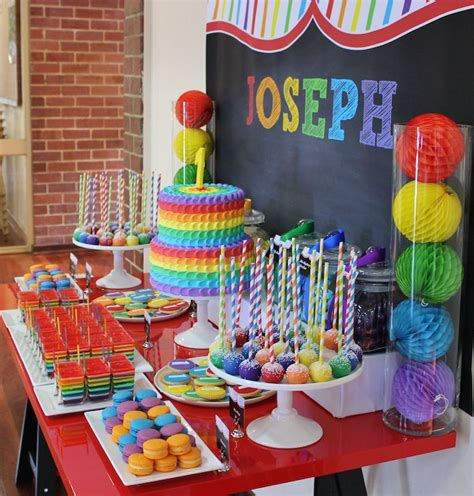 kara 39 s party ideas rainbow themed birthday party kara 39 s party ideas rainbow themed birthday party