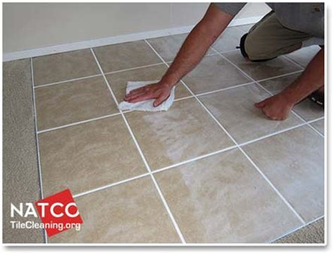 Removing Grout Residue From Tile by How To Remove Cement Based Grout