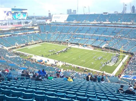 Photos Of The Jacksonville Jaguars At Everbank Field