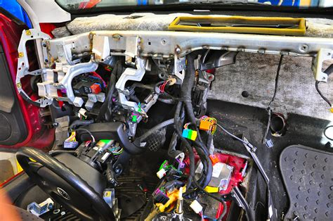 vw passat heater core replacement clogged core