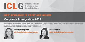 Corporate Immigration 2019