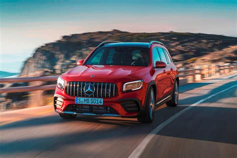 Unveiled in 2019 with a variety of gasoline and diesel engines, the glb is now available in a. 2020 Mercedes-Benz AMG GLB 35 Review, Trims, Specs and Price   CarBuzz