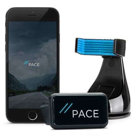 pace link one pace link pace app per obd2 adapter zum smart car