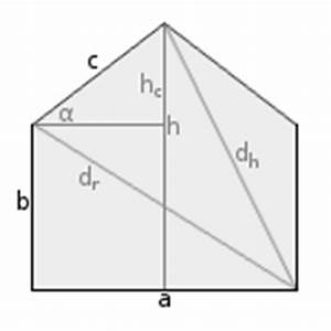 Arccos Berechnen : hausform f nfeck geometrie rechner ~ Themetempest.com Abrechnung
