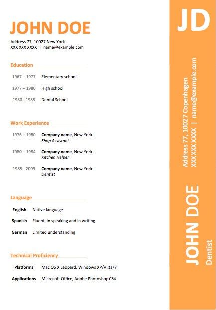 Chronological Resume Wiki by What Is A Chronological Resume