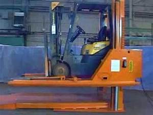 Maintenance Lift For Fork Lift    Fork Truck Service And Repair By Handling Specialty