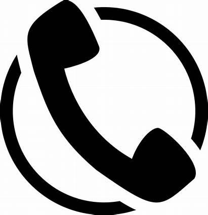 Telepon Icon Telephone Telpon Transparent Verifikasi Nomor