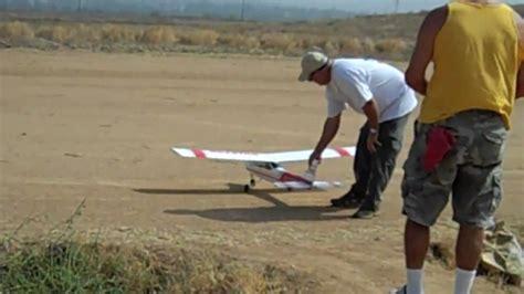 Hobbico Nexstar RC Nitro Airplane - YouTube