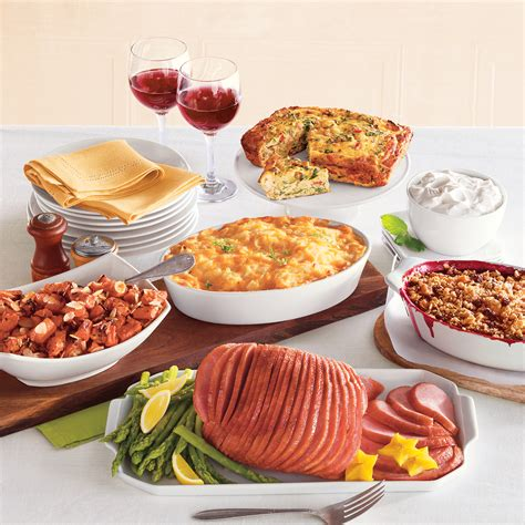 what to make for easter dinner gourmet dinner prepared meal delivery harry david