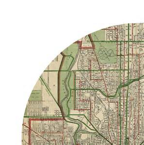 Indianapolis Indiana City Map