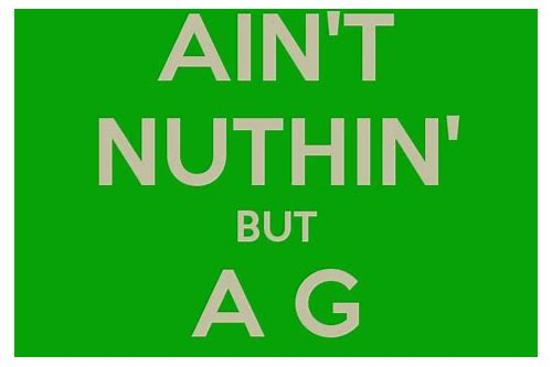 nuthin but a g thang video download
