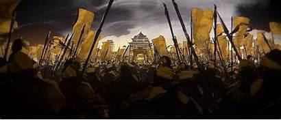 War Total Kingdoms Three Date Release Yellow